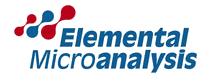 Nέος κατάλογος Καψιδίων Elemental Microanalysis